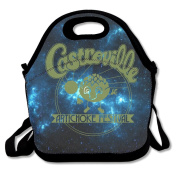 Castroville Artichoke Festival Large & Thick Insulated Tote LunchBags Yeti Lunch Bag For Men Women Kids Art Of Lunch
