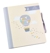 """""""Baby B"""" Baby Journal with pockets and stickers"""