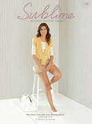 Sublime The First Sublime Evie Design Book 700 Knitting Pattern Book Aran