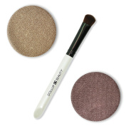 DOLL EYES BRONZE BABE EYESHADOW AND BRUSH