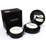 [MARIE CLAIRE] Sunblock CC Cushion Foundation 13g+13g Refill SPF50+ PA+++ / No.102 Ivory Warm / Whitening + Wrinkle cream + CC multi-functional / Korean Cosmetics