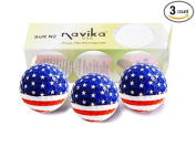 Patriotic USA Flag Golf Balls
