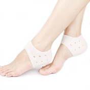MZP Summer silicone heel sets to ease the heel pain anti-cracking sets of moisturising whitening crack socks men and women common