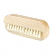 Sichun Wood Handle Bristle Fingernail Manicure Nail Brush Hand Foot Brush