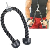Tekbox Tricep and Bicep Rope Pull Down Cable Attachment