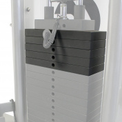 Life Fitness 23kg Weight Stack Upgrade