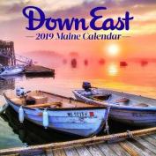 2019 Maine Down East Wall Calendar