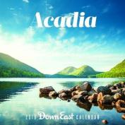 2019 Acadia National Park Wall Calendar