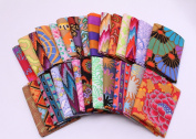 10 Fat Quarters - Kaffe Fasset Brandon Mably Floral Flowers Geometric Assorted Quality Quilters Cotton Fabrics M222.09