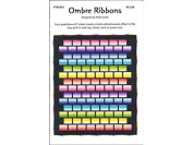 Quilt Woman Ombre Ribbons Ptrn