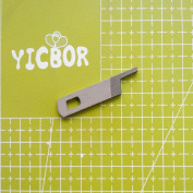 YICBOR Upper Serger Knife Blade 12155 For WHITE 299 299D 7340 8234 S34 S34D