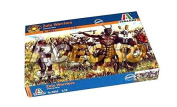 RCECHO® ITALERI Historics 1/72 Colonial Wars Zulu Warriors Scale Hobby 6051 T6051 with RCECHO® Full Version Apps Edition