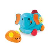 Winfun Dancing Elephant Toy, Blue