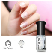 . New Nail Polish Neartime Art Water Based Peel Off Peelable Lacquer Care