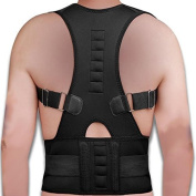Posture Correction Clavicle Support Brace Medical Device to improve the poor posture, cifosis Ribcage, Alignment of Shoulder, The Upper Back Pain Relief for Men and Women