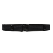 SECURITY ARMY GUARD PARAMETIC UTILITY BELT QUICK RELEASE 50MM - Black