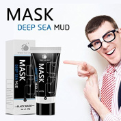 Mud Face Mask Sourced from the Deep Sea, Deep Cleansing, Purifying and Skin Rebalancing Dead Sea Mud Mask for Face
