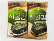 SiGol Seaweed Natural Roasted Seaweed Snack For Lunch 2.0G 0ml(6Sheet)-