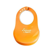 Baby Feeding Bib Comfi Neck Catch All Bib Pelican Plastic Tommee Tippee