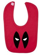 Dead Pool Inspired Baby Bib