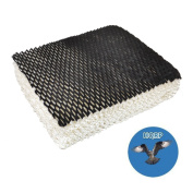 HQRP Humidifier Wick Filter for Bionaire W25, W0210, W0210S, W0305, W0310, W0340, W3040, WC0840, WC2845 Humidifiers + HQRP Coaster