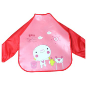 Baby Bibs, Inkach Newborn Bandana Toddler Boys/Girls Waterproof Feeding Apron Saliva Towel Bib Smock