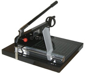 "COME 2700 Guillotine Paper Cutter Desktop Stack Paper Cutter 12"" Cutting Width NEW"