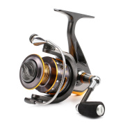 SeaKnight DR Spinning Reel 7.3kg Powerful Carbon Fibre Drag 11BB Spinning Fishing Reel with Plastic Spare Spool