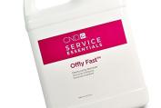 Shellac Service Essentials Offly Fast Moisturising Remover gels, nail polish, liquid & powder, wraps. : 32 fl oz / 946ml