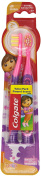 Colgate Kids Dora The Explorer Toothbrush with Suction Cup, 0kg