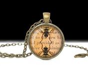 Bee Jewellery, Bumble Bee Pendant, Art Inscect Jewellery ,Bee Charm Bee Keychain
