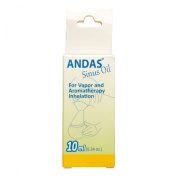 Squip Prodcuts Andas Sinus Oil Blend, 10ml