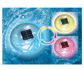 18cm Solar Powered Colour-Changing Floating Swimming Pool Disc Light