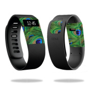 Skin Decal Wrap for Fitbit Charge cover sticker skins Peacock