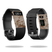 Skin Decal Wrap for Fitbit Charge HR cover sticker skins Desert Camo