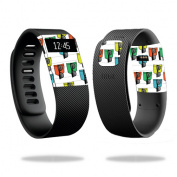 Skin Decal Wrap for Fitbit Charge cover sticker skins Wayfarer