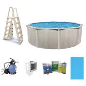 Cornelius Pools Phoenix 4.6m x 130cm Frame Above Ground Pool Kit with Pump & Ladder