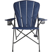 Ozark Trail Deluxe Adirondack Chair, Navy