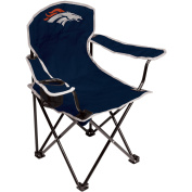 NFL Denver Broncos Youth Size Tailgate Chair from Coleman by Rawlings