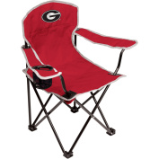 NCAA Georgia Bulldogs Youth Size Tailgate Chair from Coleman by Rawlings