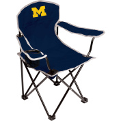 NCAA Michigan Wolverines Youth Size Tailgate Chair from Coleman by Rawlings
