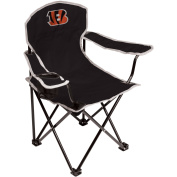 NFL Cincinnati Bengals Youth Size Tailgate Chair from Coleman by Rawlings