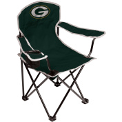 NFL Green Bay Packers Youth Size Tailgate Chair from Coleman by Rawlings