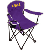 NCAA Louisiana State Tigers Youth Size Tailgate Chair from Coleman by Rawlings