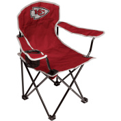 NFL Kansas City Chiefs Youth Size Tailgate Chair from Coleman by Rawlings
