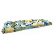 Coral Coast Casco Bay Outdoor Wicker Loveseat Cushion - 42L x 19.5W in.
