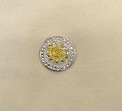 Evergolf Crystal Sun Golf Ball Marker - 13778
