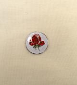 Evergolf Crystal Rose Golf Ball Marker - 13752