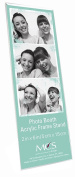 MCS 2x6 Acrylic Magnetic Photo Booth Frame