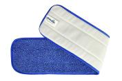 CleanAide All Purpose Twist Yarn Microfiber Mop Pad 60cm Blue